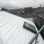 中野区にて外壁塗装 ~屋根の下塗り~