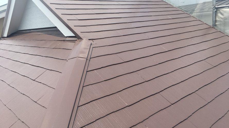 朝霞市にて外壁塗装 ~外壁・屋根の塗装~