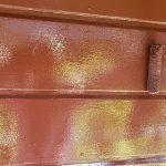 金沢区にて外壁塗装 ~付帯部・下屋根の塗装~