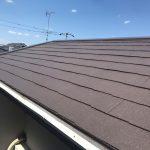 鎌倉市にて屋根塗装・棟交換