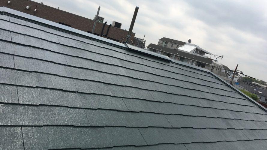 杉並区にて外壁塗装・屋根塗装 T様邸
