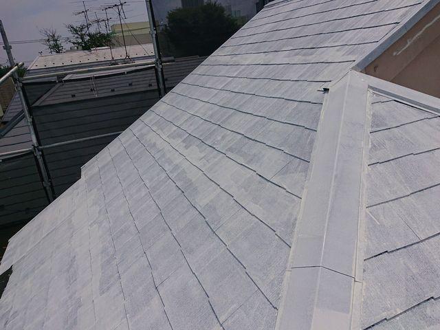 調布市にて外壁塗装・屋根塗装