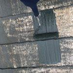 練馬区にて塗装工事 ~屋根外壁中塗り~
